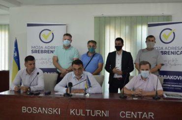 """Iz Inicijative """"Moja adresa: Srebrenica"""" upozoravaju na zloupotrebu i krađu ličnih podataka građana bošnjačke nacionalnosti"""
