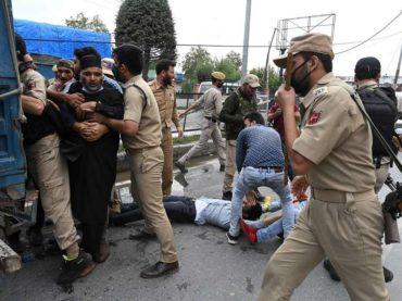 Hindusi provode tešku represiju nad muslimanima Kašmira