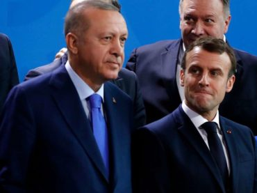 Macron Turke ne može prepasti
