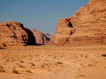 """""""Blockbusteriˮ iz doline Wadi Rum"""