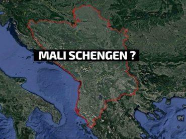 """Na prostoru s """"viškom povijesti"""": """"Mali Schengen"""" – Velika Srbija i Velika Albanija"""