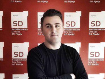 Pretučen Sanin Raščić: U Pljevljima svi strahujemo, situacija nije dobra