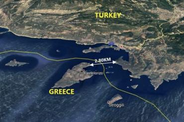 Grčka otimačina na Mediteranu