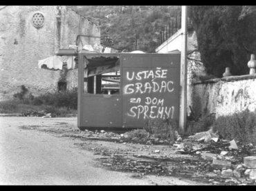 """Prvi čovjek stolačkog HVO-a u septembru 1993. raportira Tuđmanu: """"Predsjedniče, ni jedan Musliman nije ostao u Stocu"""""""