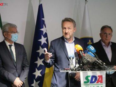 """SDA upozorava na četničke provokacije: Prijetnje """"novom Srebrenicom"""" u Pljevljima razlog za uzbunu"""