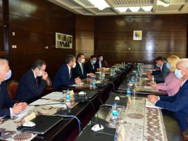 U Vladi FBiH održan sastanak s turskom delegacijom: Podrška novim investicijama