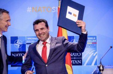 Zaev vodi Sjevernu Makedoniju u EU