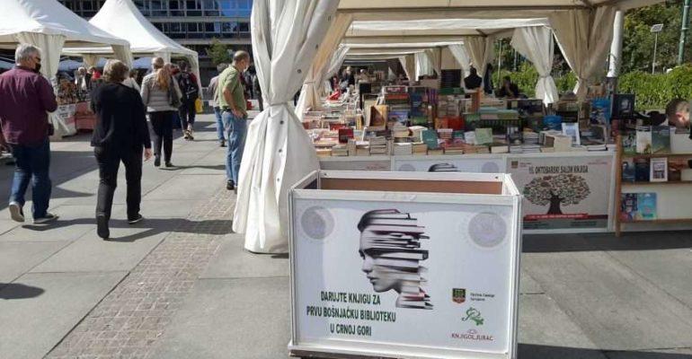 DARUJ KNJIGU: Za prvu bošnjačku biblioteku u Crnoj Gori