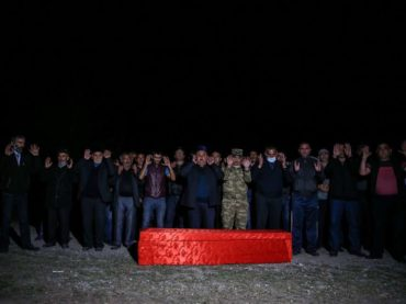 Azerbejdžan: U strahu od novog armenskog napada stradale ukopali tokom noći