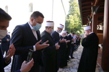Erdogan u telefonskom razgovoru izrazio saučešće Skaki zbog smrti Kasumagića