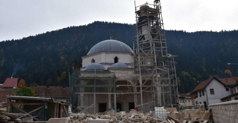 Obilježeno 450 godina od izgradnje džamije Sinan-paše Boljanića u Čajniču