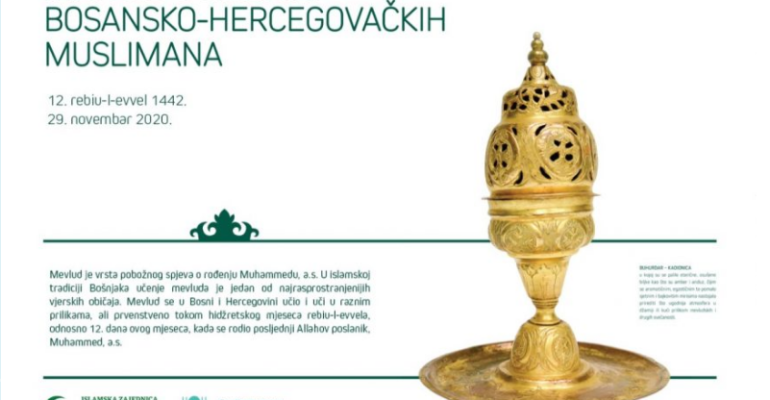 Mevlud u kulturi bosanskohercegovačkih muslimana
