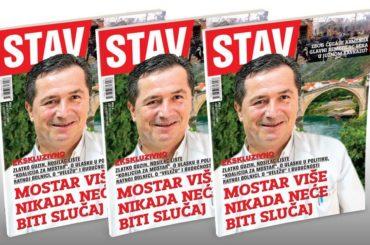 NOVI STAV: Mostar više nikad neće biti slučaj