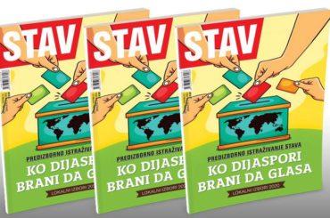 NOVI STAV: Ko dijaspori brani da glasa