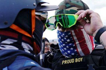 """Proud Boys"""