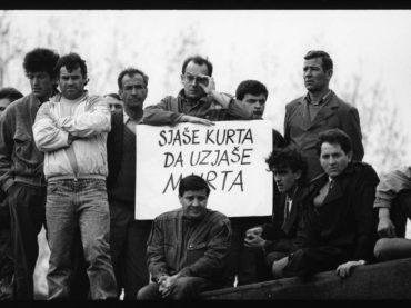 """SPECIJAL STAVA: """"STRAŠNI IZBORI 1990"""""""