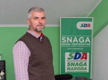 Advan Akeljić, kandidat za načelnika Općine Vitez: Računam na glasove i Bošnjaka i Hrvata