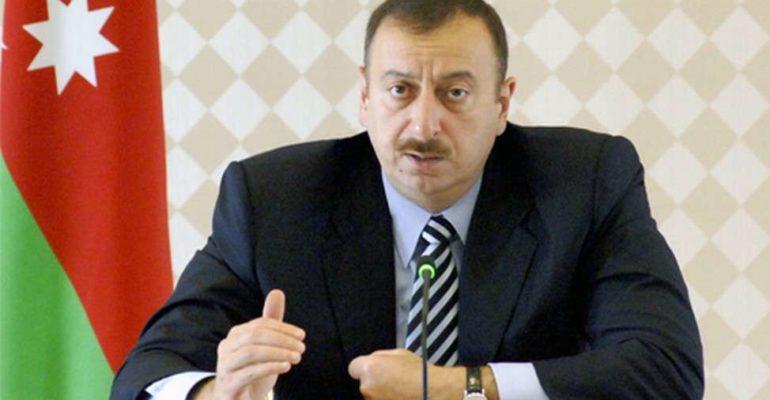 Azerbejdžanski predsjednik Aliyev: Države koje traže prekid vatre Armeniji šalju oružje
