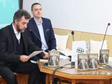 U Konjicu predstavljena knjiga 'Nedžmettin Erbakan: život, djelo, ideja'