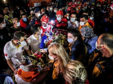 Turska: U zemljotresu u Izmiru poginulo 25 osoba, 804 povrijeđene