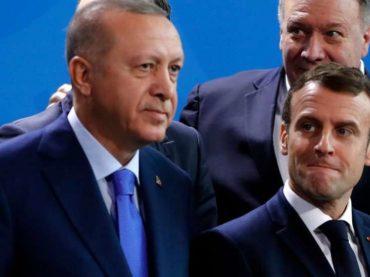 Erdogan: Cilj inicijativa koje predvodi Macron je obračun s islamom i muslimanima
