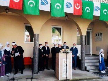 Završena izgradnja objekta Medžlisa Islamske zajednice u Ključu