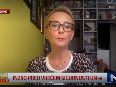 Breaking news: Ivana Marić pogodila