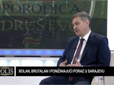 ZVIZDIĆ OBMANJUJE:  Kao predsjednik KO SDA ostvario je 2012. rezultat mnogo gori od Prevljaka