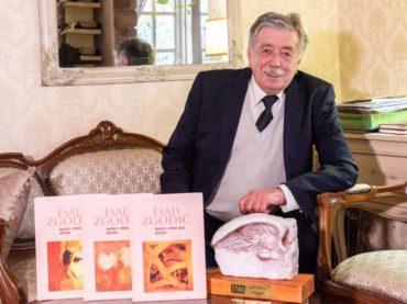"""Nagrada """"25. novembar"""" za knjigu godine 2020. godine profesoru emeritusu Esadu Zgodiću"""