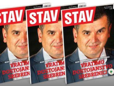 NOVI STAV: Vratimo dostojanstvo Srebrenici