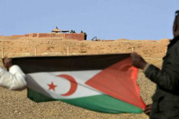 Maroko na rubu rata