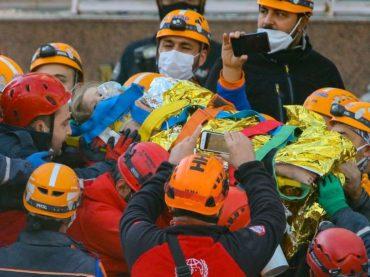 Turska: 91 sat nakon zemljotresa u Izmiru spašena beba Ayla