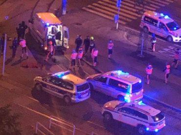 Teroristički napad u Beču izvelo nekoliko naoružanih ljudi