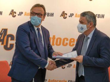 Potpisan Ugovor o izgradnji dionice Poprikuše – Nemila