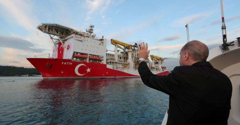 """Turska: Brod """"Fatih"""" počeo sondažno istraživanje novog lokaliteta u Crnom moru"""