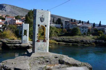 Mostar: Nakon rušenja Starog 1993. godine, most Kamenica značio je život