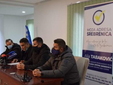 """Inicijativa """"Moja adresa: Srebrenica"""": Hapšenja SIPA-e dokaz inženjeringa, izbori se moraju poništiti"""