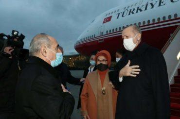Erdogan u posjeti Azerbejdžanu